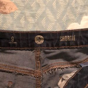SO Shorts - 5/$20 Size 9 shorts